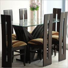 Small Picture Dining Table Modern Dining Table Retailer from Bhopal