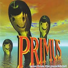 <b>Primus</b> - <b>Tales From</b> The Punchbowl (Magenta) 2XLP Vinyl