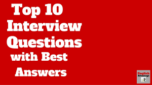 crack any interview top 10 interview questions the best top 10 interview questions the best sample answers hindi