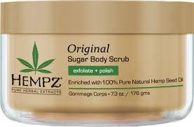 <b>Original Herbal Sugar</b> Body Scrub | <b>Hempz</b> Products in Bermuda