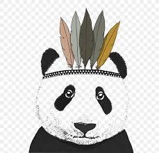 Giant <b>Panda</b> Paper Bear Poster <b>Printing</b>, PNG, 564x789px, Giant ...