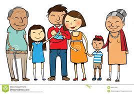 Image result for family clip art