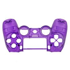 <b>Replacement Protective Case Front</b> Shell for PS4 Controller ...