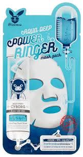 Купить Elizavecca <b>Увлажняющая тканевая маска</b> Aqua Deep ...