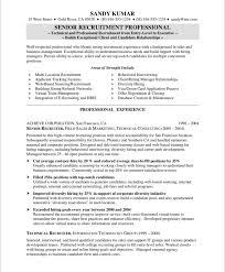 sample cv text fonplata targeted resume examples