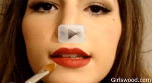 dita von teese pin up makeup really good tutorial gorgeos hairs and fabulous look congratulations