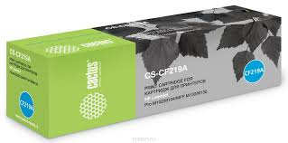 Cactus CS-<b>CF219A</b>, Black <b>фотобарабан</b> для HP M104a Pro ...