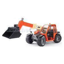 Погрузчик колёсный <b>JLG</b> 2505 Telehandler <b>Bruder</b> - купить ...