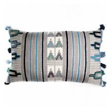 Чехол на <b>подушку</b> Tkano с этническим <b>орнаментом</b> 30х50 ...