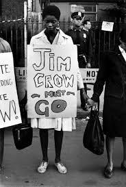 Jim Crowe Must Go