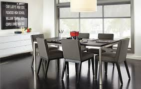 modern wood dining room sets: modern dining room chairs buy dining furniture modern dining table and chairs