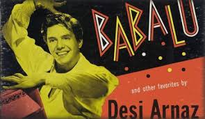 Image result for DESI ARNAZ