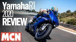2020 <b>Yamaha R1</b> review   MCN   Motorcyclenews.com - YouTube