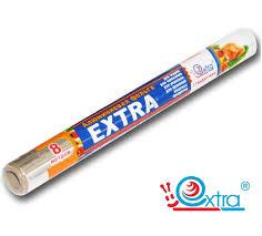 <b>Фольга пищевая</b> алюминиевая 300мм*8м, <b>стандарт</b>, EXTRA ...
