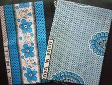 Women's <b>Kanga 100</b>% <b>Cotton</b> Traditional African Clothing for sale ...