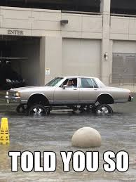 Not so-low low rider memes | quickmeme via Relatably.com