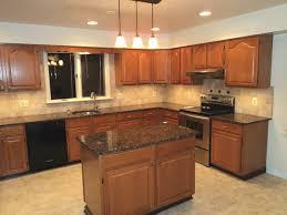 countertops granite marble: baltic brown granite kitchen countertop granix marble amp granite inc