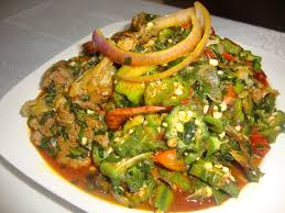 Image result for okro soup