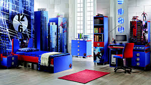 decor red blue room full: blue room ideas bedroom cool and nice bedroom design ideas for guys simple excerpt teen