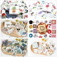 <b>40pcs</b>/set Kawaii Girl Series Memo Pad <b>Diary</b> Stickers <b>Pack</b> Post It ...