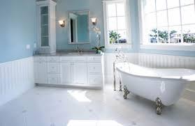nice clean bathroom