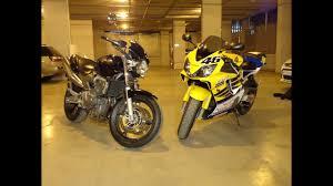 Муки выбора Honda CB600F Hornet vs <b>Honda CBR600 F4i</b> ...
