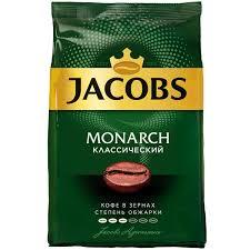 Купить <b>Кофе в зернах Jacobs</b> Monarch классический 800 г в ...