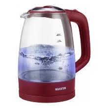 Электрические <b>чайники</b> материал корпуса: термостойкое стекло ...