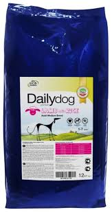 <b>Корм</b> для собак <b>Dailydog</b> (12 кг) <b>Adult</b> Medium Br... — купить по ...