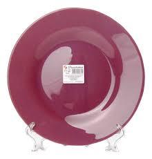 <b>Тарелка Pasabahce Purple</b> City 26 см - отзывы покупателей на ...
