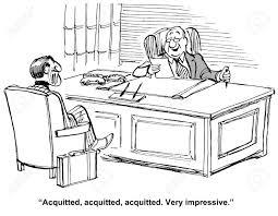 job interview cartoon stock photos pictures royalty job job interview cartoon cartoon of job interview interviewer says acquitted acquitted