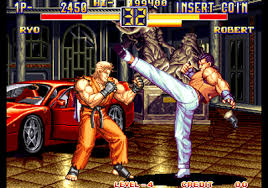 Art of Fighting 2 (Mame)