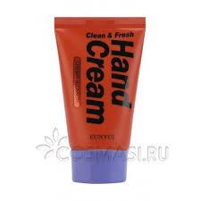 <b>Eunyul Clean &</b> Fresh Hand <b>Cream</b>: отзывы, состав, способ ...