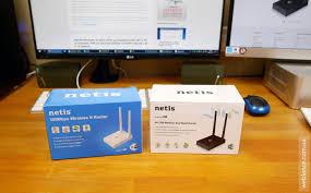 Обзор <b>netis N4</b> и W1: 5 ГГц в сегменте роутеров N300