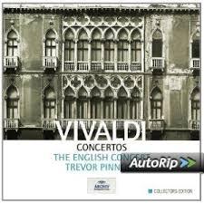 Amazon.com: <b>Vivaldi</b> Concertos: Antonio <b>Vivaldi</b>, <b>Trevor Pinnock</b> ...