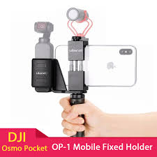 <b>Ulanzi OP</b> 1 Osmo Pocket Accessories Mobile Phone Holder Mount ...