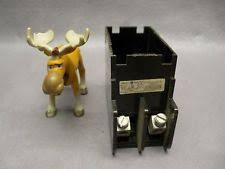 general electric 60 amp fuse panel pullout fuse holder general electric ge trc260 fuse panel box block 60 amp