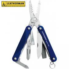 <b>Мультитул Leatherman Squirt ES4</b> Blue   Купить мультитулы ...