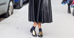 30 Outfits That Look Amazing With <b>Oxford Shoes</b> | StyleCaster