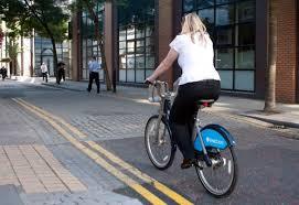 bicicletta in citta'