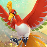 Pull Out Those Phones: Another Legendary Creature is Coming to 'Pokémon Go'