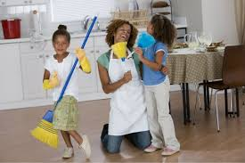 Image result for nigerian woman cleaning
