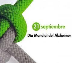 Imagen del dia internacional de Alzehimer