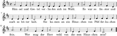 「Hänsel und Gretel」の画像検索結果