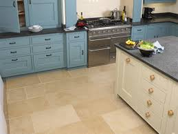 limestone tiles kitchen: