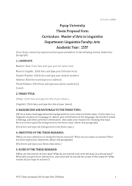 Resume Examples Best Photos Of Dissertation Outline Example Thesis Proposal     Phd Thesis Proposal