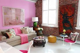 dressing room furniture living room eclectic with accent wall brick brick image by the cross interior design brick living room furniture