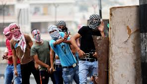 what do palestinians want acirc mosaic masked palestinian youths use slingshots to hurl rocks and marbles at an i military checkpoint in