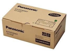 <b>Картридж Panasonic KX-FAT403A7</b>/KX-FAT403 (арт. KX-FAT403 ...