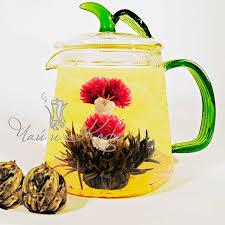 <b>Персик бессмертия</b> с жасмином <b>связанный чай</b>